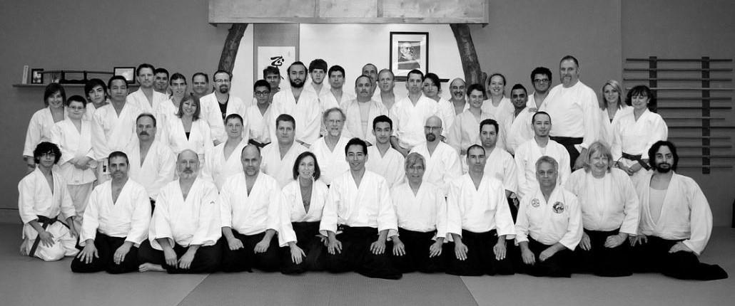 Tatsuo Toyoda Sensei Mill City Aikido Seminar Pictures 2014